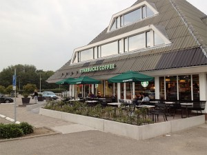 Starbucks in De Meern