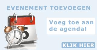 Voeg activiteit of evenement toe aan de agenda voor Leidsche Rijn,Vleuten-De Meern, Harmelen en omstreken