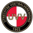 Utrechtsche Voetbal Vereniging (UVV) - Logo nieuw